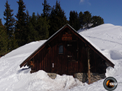 Cabane de cret coquet photo