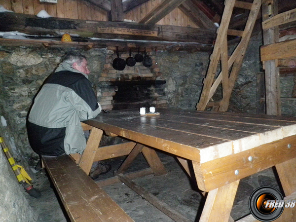 Cabane de cret coquet photo3