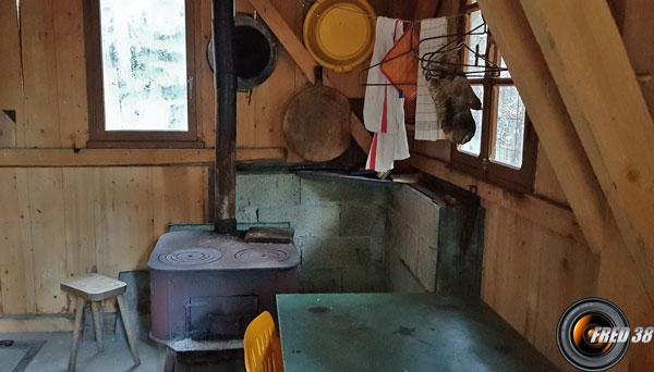 Cabane de fontaine claire photo2