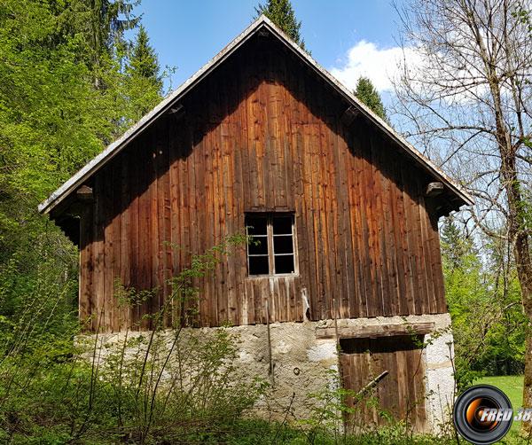 Cabane de frete vieille photo1
