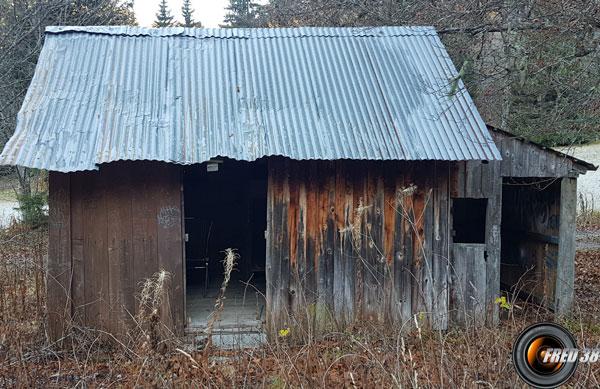 Cabane de girieux photo
