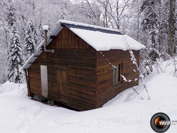 Cabane de l heretang photo