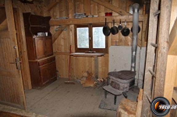 Cabane des gardes photo3