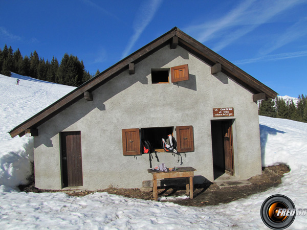 Cabane du chazeau photo
