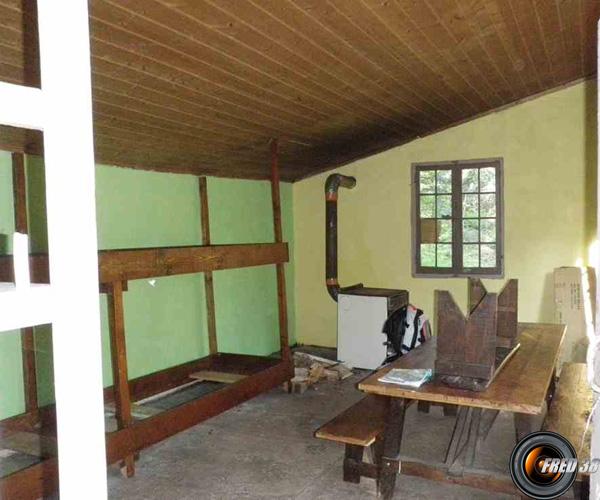 Cabane du petit cucheron photo2