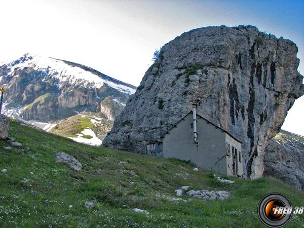 Cabane pierre baudinard photo3