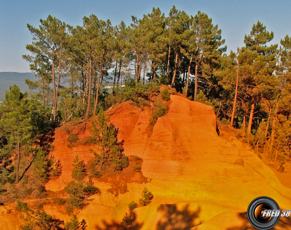 Carriere d ocre photo2