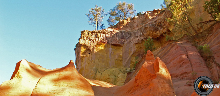 Carriere d ocre photo3