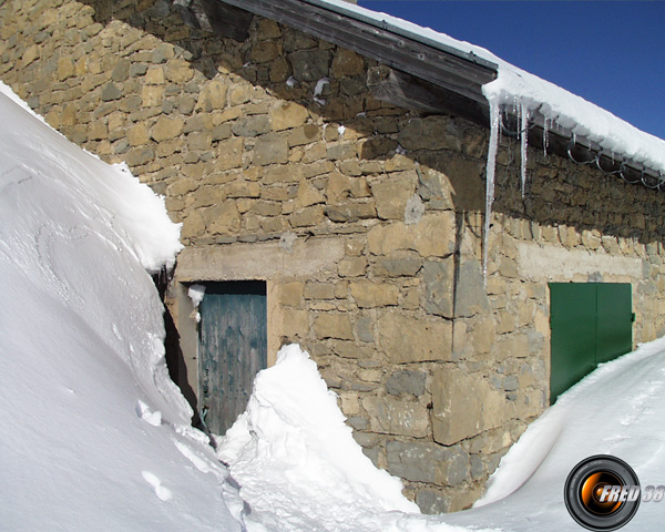 Chalet de l alpe photo2