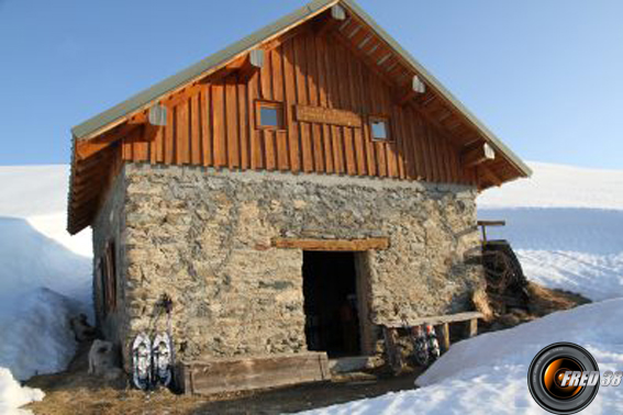 Chalet secheron de feissons photo