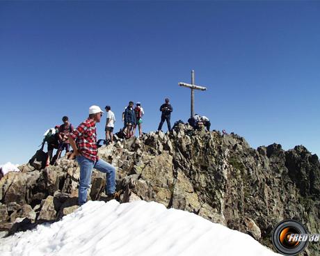 Croix de belledonne photo