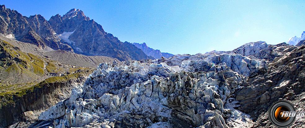 Glacier d argentiere photo3