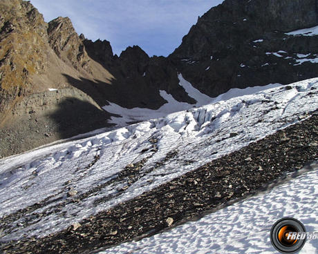 Glacier de freydane photo0