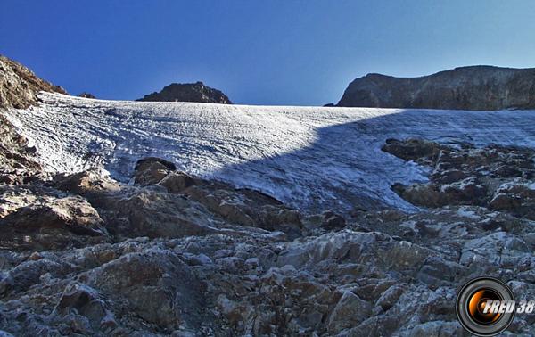 Glacier rochail photo