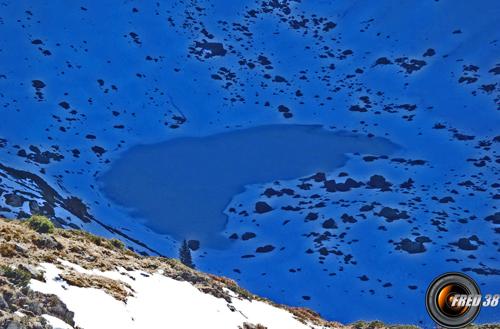 Lac de la grande sitre photo
