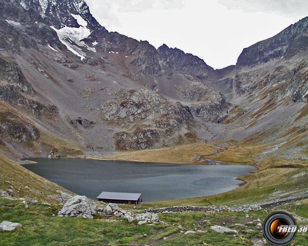 Lac de la muzelle photo