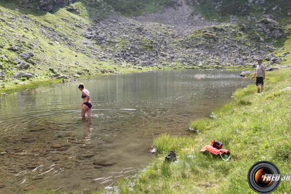 Lac de queige photo2