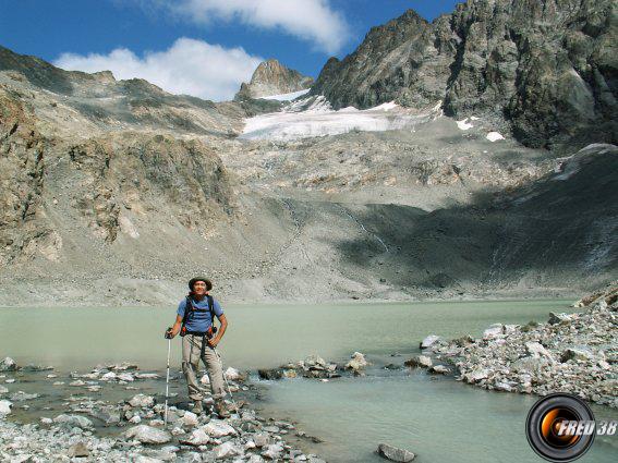 Lac des rouies photo