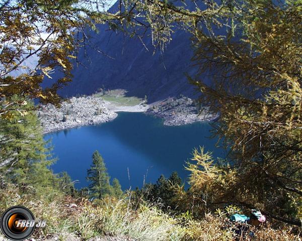 Lac du lauvitel photo