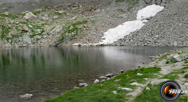 Lac du mercantour photo2
