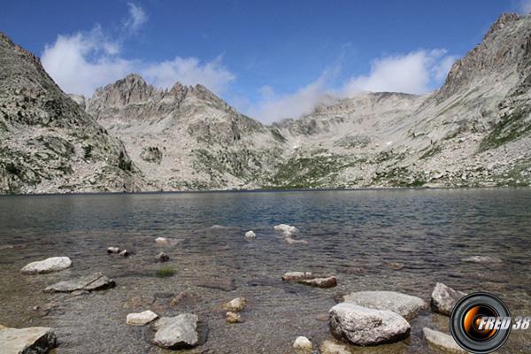 Lac negre photo
