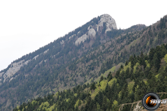 Mont de la cochette photo