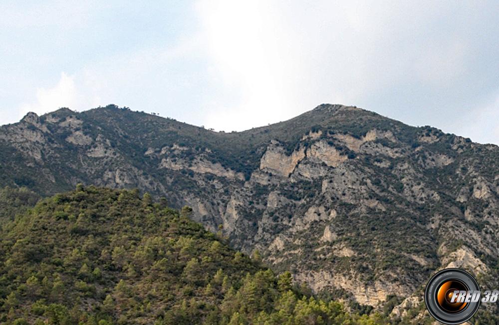 Mont falourde photo