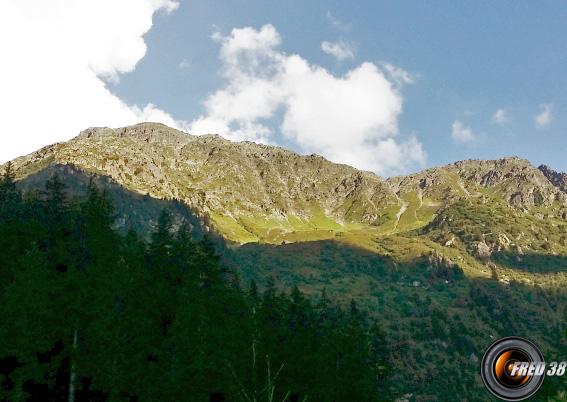 Monts et lacs jovet photo