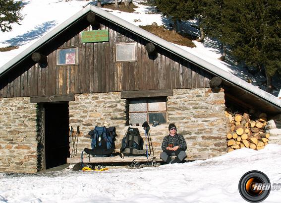 Refuge de la gde montagne photo