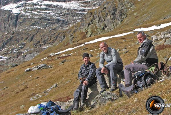Tour glacier photo1