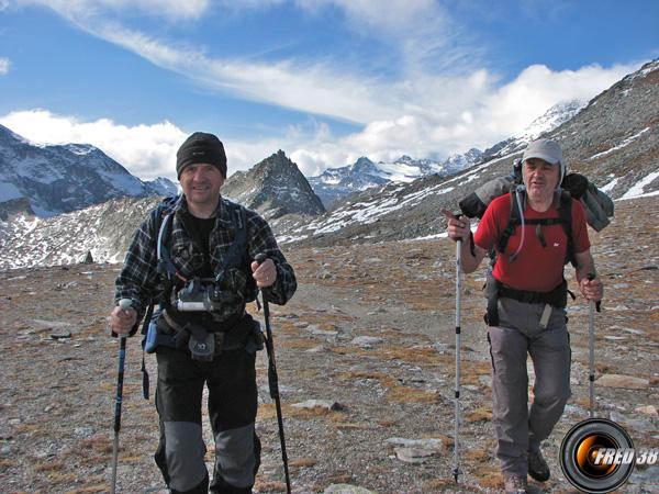 Tour glacier photo9