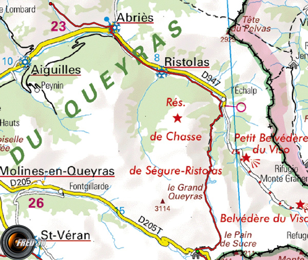 Tour queyras carte3