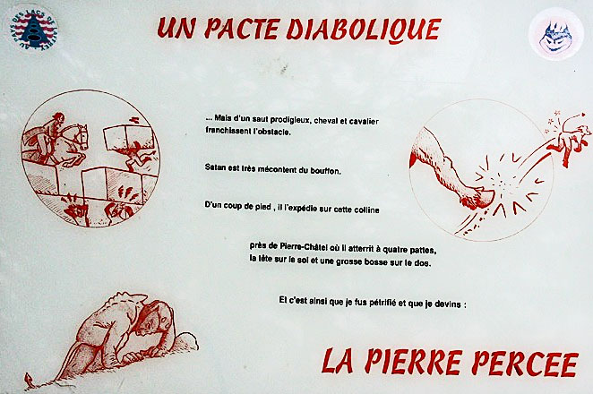 Pierre-percée