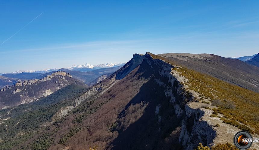 Montagne des Gravières.