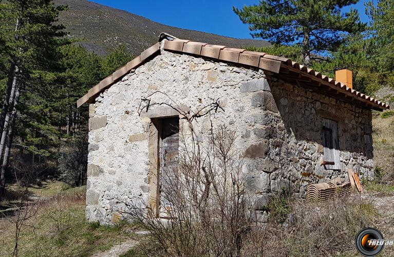 Cabane de clermont.