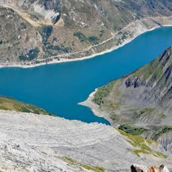 Lac de Grand-Maison.
