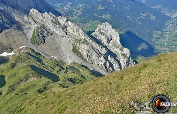 La Combe et le lac de Tardevant