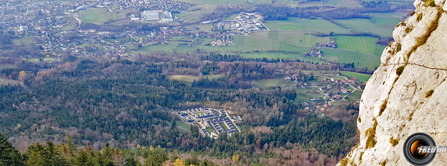 Le monastère.