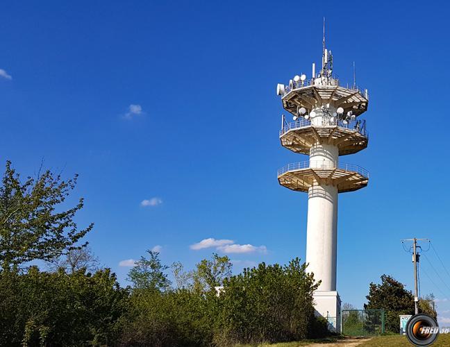 La tour du Mont.