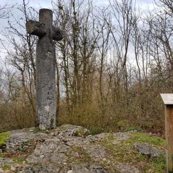 La Croix de Chevru.