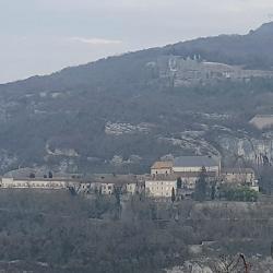 Monastère fortifié de Pierre Chatel.