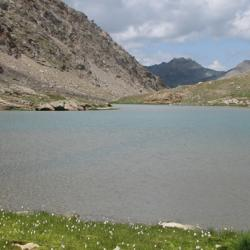 Le lac du Loup.