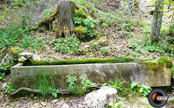 Fontaine de Frettevieille.