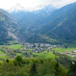 Le village du Périer.