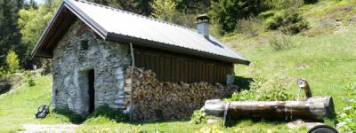 Cabane de la jasse photo