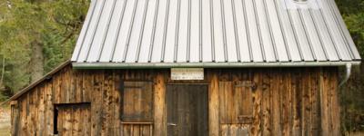 Cabane de la plaine des 3 freres photo