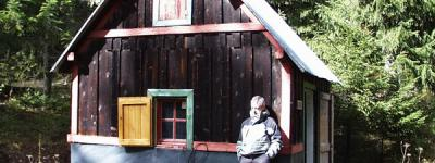 Cabane de peiseirou photo