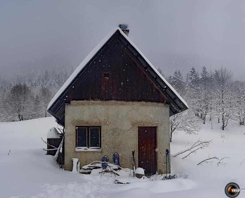 Cabane de pleynon photo