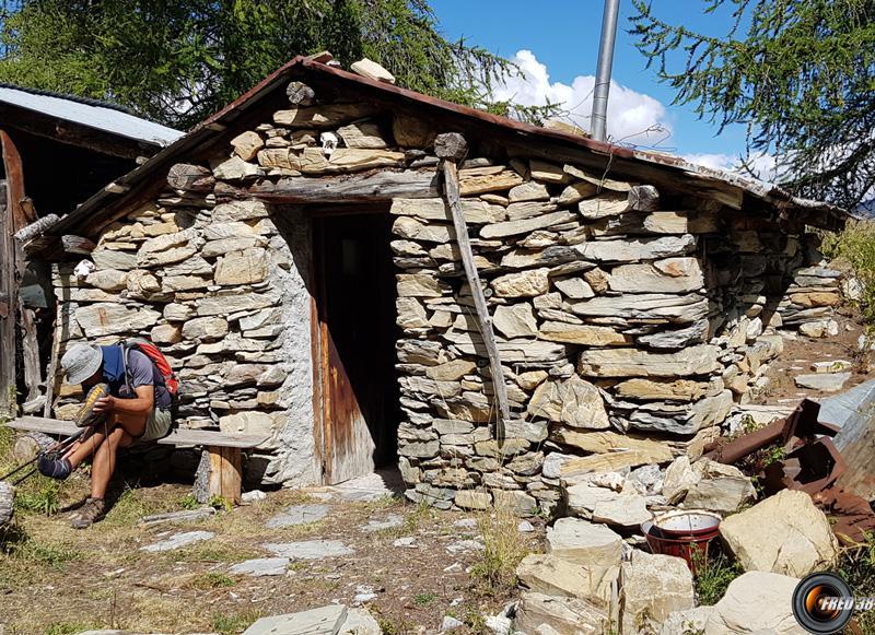 Cabane de trenelet photo