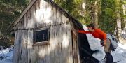 Cabane de velouse photo1